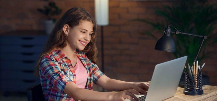 Les impacts de l'internet chez les ados